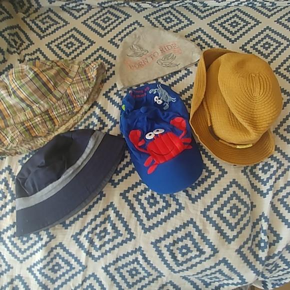 be632c51 Koala Kids Accessories   Baby Boys Hat Bundle   Poshmark
